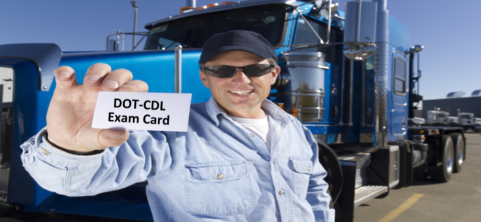 DOT-CDL Physical